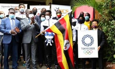 Anggota kedua tim Olimpiade Uganda dinyatakan positif COVID-19 di Jepang