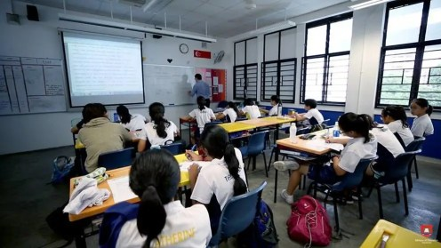 Secondary 1 students to own a personal learning device by 2024 ...