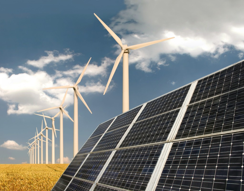 The Challenge Of Renewable Energy