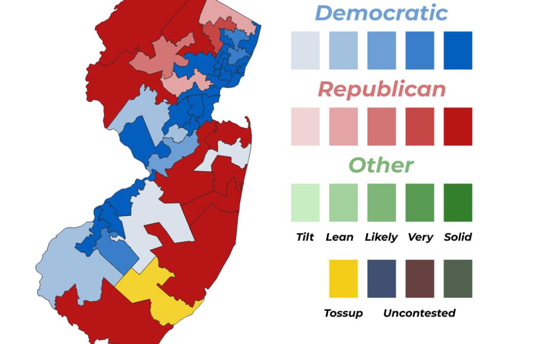 Primaries in New Jersey Legislature Heating Up