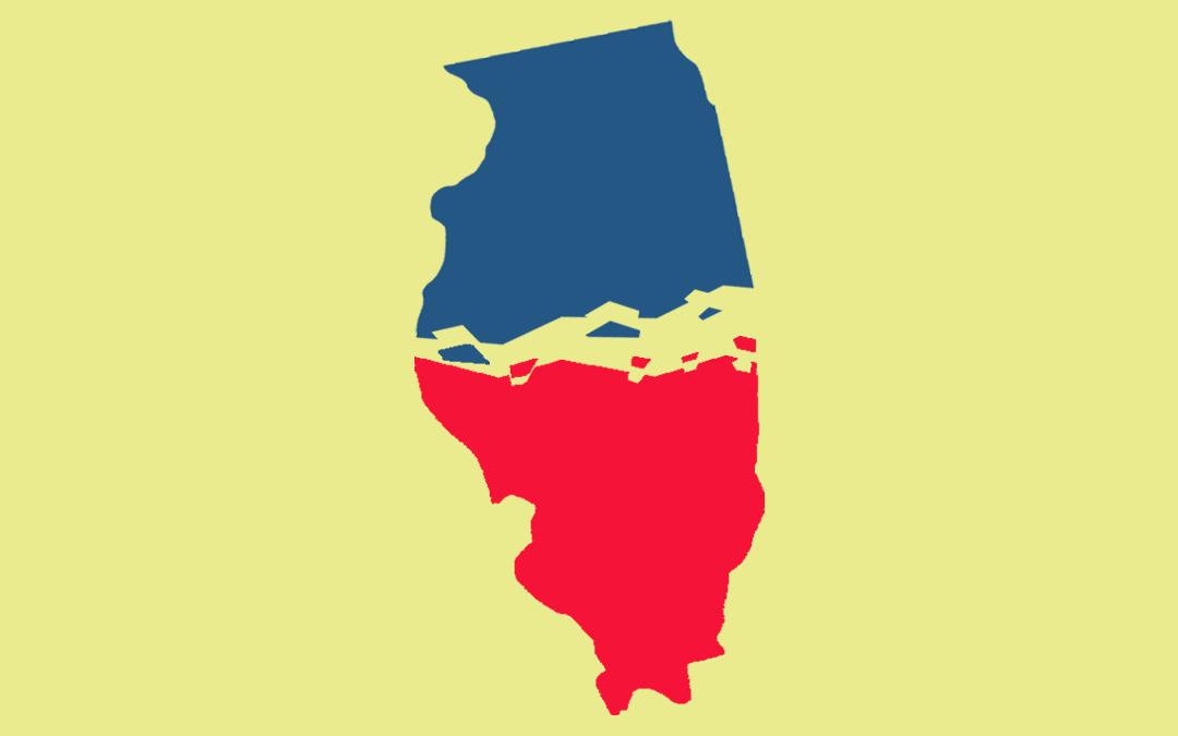Illinois Democrats Draw Legislative Maps, Prepare to Draw Congressional Maps