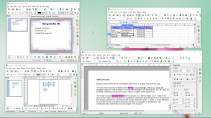 Download OpenOffice free