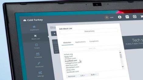 Editor's pick: Beat procrastination with free website blocker Cold Turkey