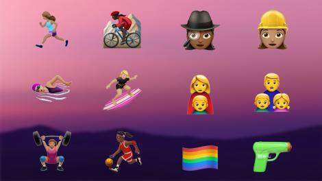 iOS 10 will include more diverse emoji, following Google's lead