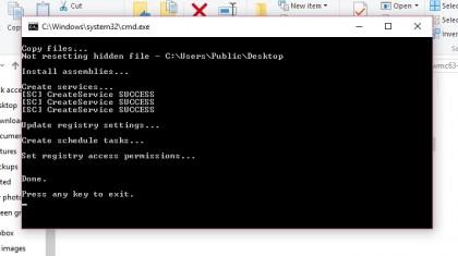 Windows Media Center installer