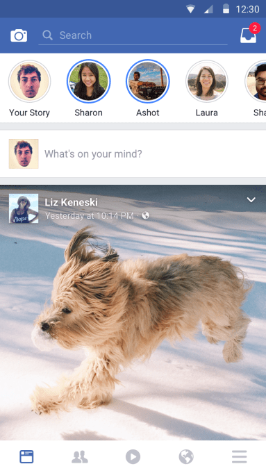 The Logic of Facebook's Snapchat Copycatting – and Why You're Going to See More of it | Social Media Today
