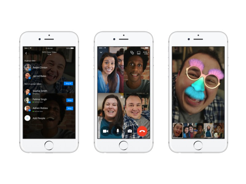 Facebook Messenger Reaches 1.2 Billion Users, Good Adoption of New Initiatives | Social Media Today