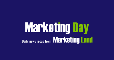 Marketing Day: Google's new sitelinks, Getting GDPR ready & ABM for B2B marketers