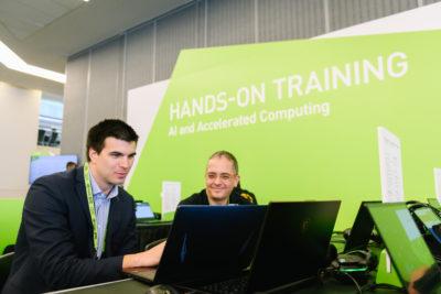self-paced DLI training