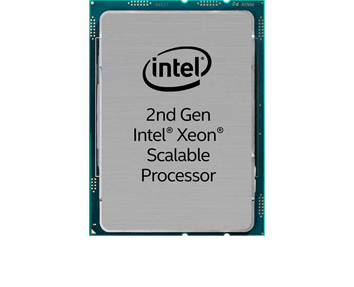 Intel 2nd gen Xeon Scalable
