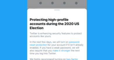 Twitter tightens account security for political candidates ahead of US election