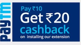 Get Paytm 20 cashback on Recharge Rs 40 or above { New Customers }