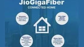 Reliance Jio Gigafiber registration : Get free 300 GB data for 90 days