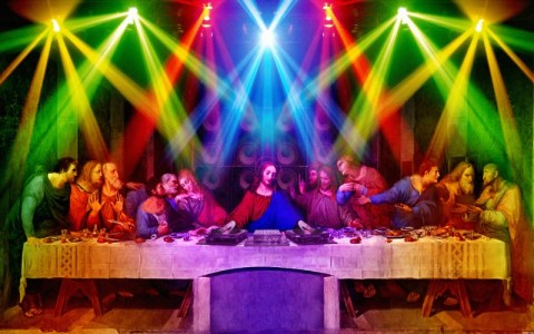 DJ Jesus: He Died for your Spins