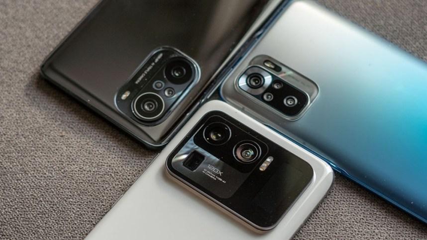 Xiaomi Smartphones To Buy in 2021