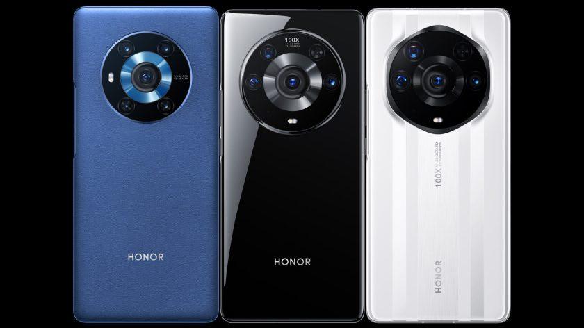 Honor Magic 3 Series Smartphones
