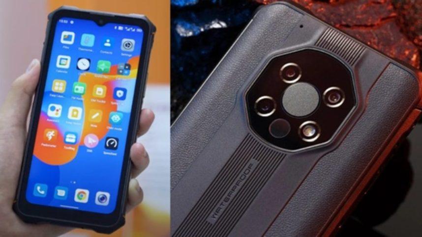 Oukitel WP13 5G rugged smartphone