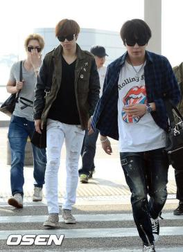 cnblue heading to hk9