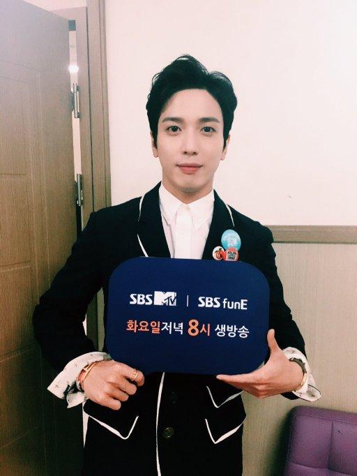 160419 SBSMTVShow1