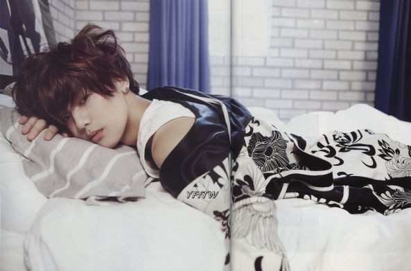 [Interview|Trans] Sexy Kang Minhyuk for DAZED & CONFUSED – Naked Morning (May 2013)