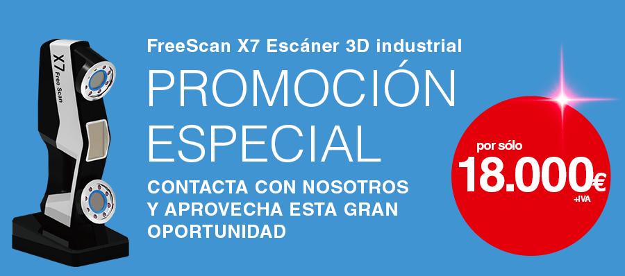 escaner 3d barato