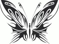 Butterfly Vector Art 040 Free Vector