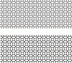 Screen Panel Pattern Free Vector