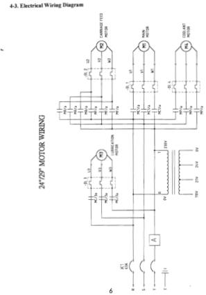 ACER Lathe Motor Wiring Diagram elcirdyn2429serg pdf  CNC Manual