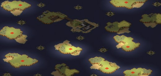 red alert 2 map isolation