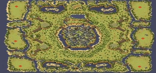 Sanctuary - c&c maps