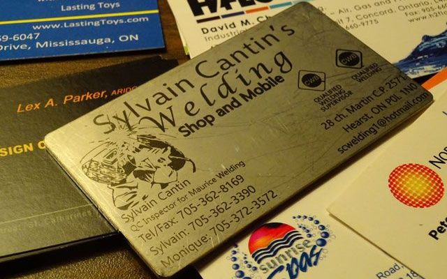 stainlesssteelbusinesscard 304 Stainless Steel vs 316 Stainless Steel
