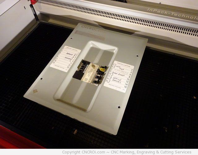 electricalpanel-1 Laser Marking an Electrical Panel
