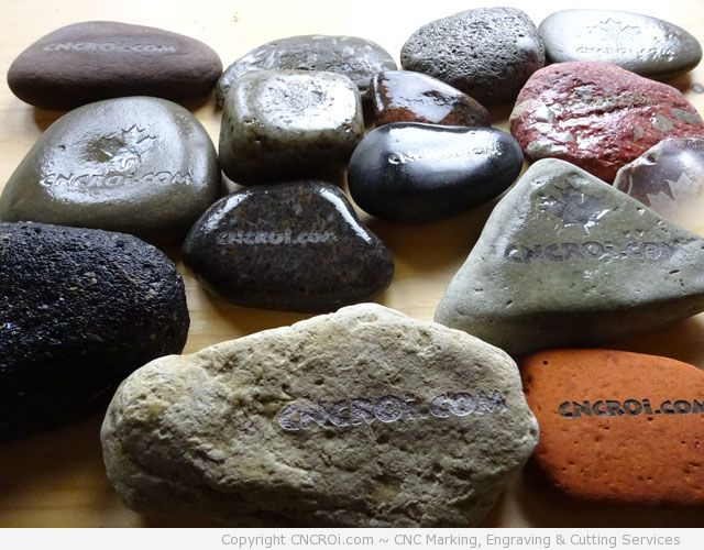 laserstones-6 Laser Engraving Beach Pebble Stones: Indepth Material Review
