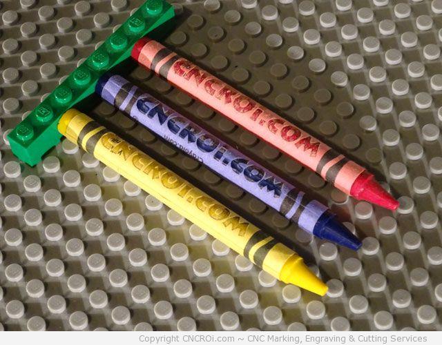 crayola-2 Laser Engraving Crayola