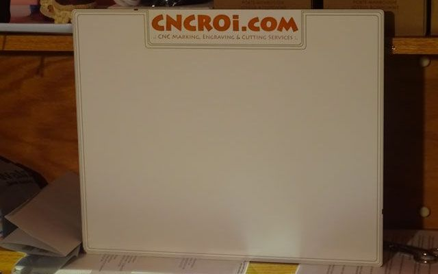laser-custom-whiteboard-1 Producing CUSTOM Dry Erase Whiteboards!
