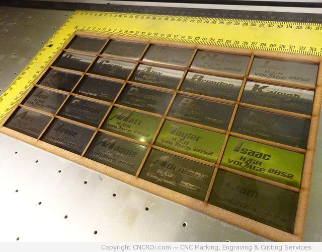 namebadge-7 Custom Stainless Steel Name Badges Case Study
