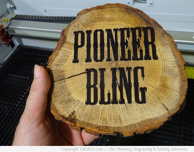 WP_20150827_20_37_51_Pro CNC Laser Engraving a Wood Log Top