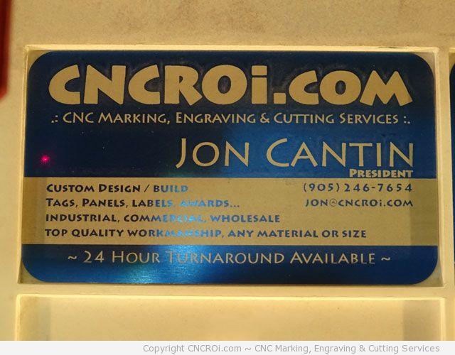 cnc-fiber-anodized-1 Difference between CNC Laser Fiber Marking and CO2 Engraving Anodized Aluminium