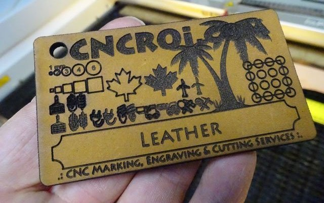 custom-laser-leather-x1 CNC Laser Engraving & Cutting Custom Leather Patches