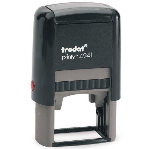 "PR_4941_Eco Trodat Original Printy 4941 Custom Self-Inking Stamp (24 x 41 mm or 0.9 x 1.6"")"