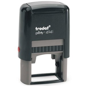 "PR_4941_Eco Trodat Original Printy 4941 Custom Self-Inking Stamp (24 x 41 mm or 0.9 x 1.6"")"