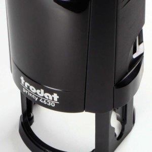"trodat-4630f Trodat Original Printy 4630 Custom Self-Inking Stamp (30 mm or 1-3/16"" round)"