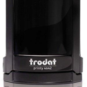"trodat-4642e Trodat Original Printy 4642 Custom Self-Inking Stamp (42 mm or 1.7"" round)"