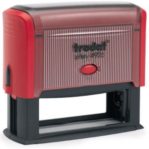 "trodat-printy-4925e Trodat Original Printy 4925 Custom Self-Inking Stamp (25 x 82 mm or 1 x 3-1/4"")"