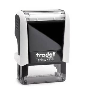 "trodat-printy-original-4910b Trodat Original Printy 4910 Custom Self-Inking Stamp (9 x 26 mm or 3/8 x 1-1/32"")"