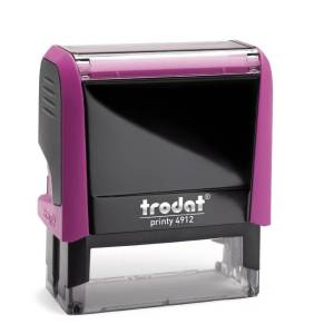 "trodat-printy-original-4912c-1 Trodat Original Printy 4912 Custom Self-Inking Stamp (18 x 47 mm or 3/4 x 1-7/8"")"