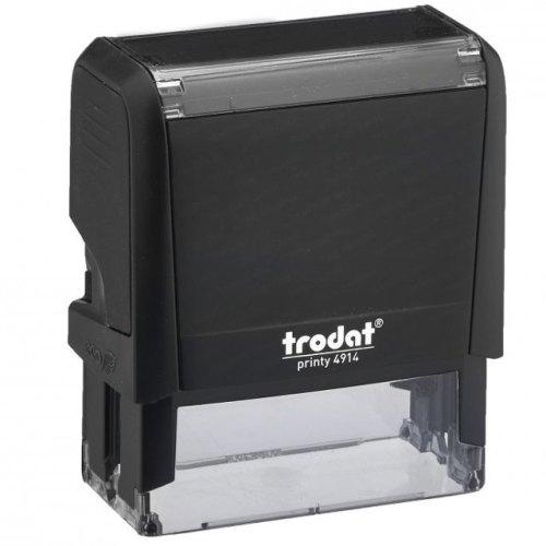 "trodat-printy-original-4914-2 Trodat Original Printy 4914 Custom Self-Inking Stamp (26 x 64 mm or 1 x 2-1/2"")"