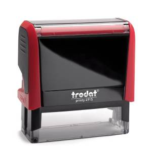 "trodat-printy-original-4915b Trodat Original Printy 4915 Custom Self-Inking Stamp (25 x 70 mm or 1 x 2-3/4"")"