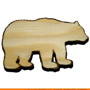 0004-bear-polar Bear Polar Shape (0004)