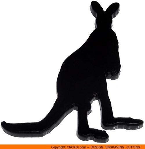 0027-kangaroo2 Kangaroo B Shape (0027)